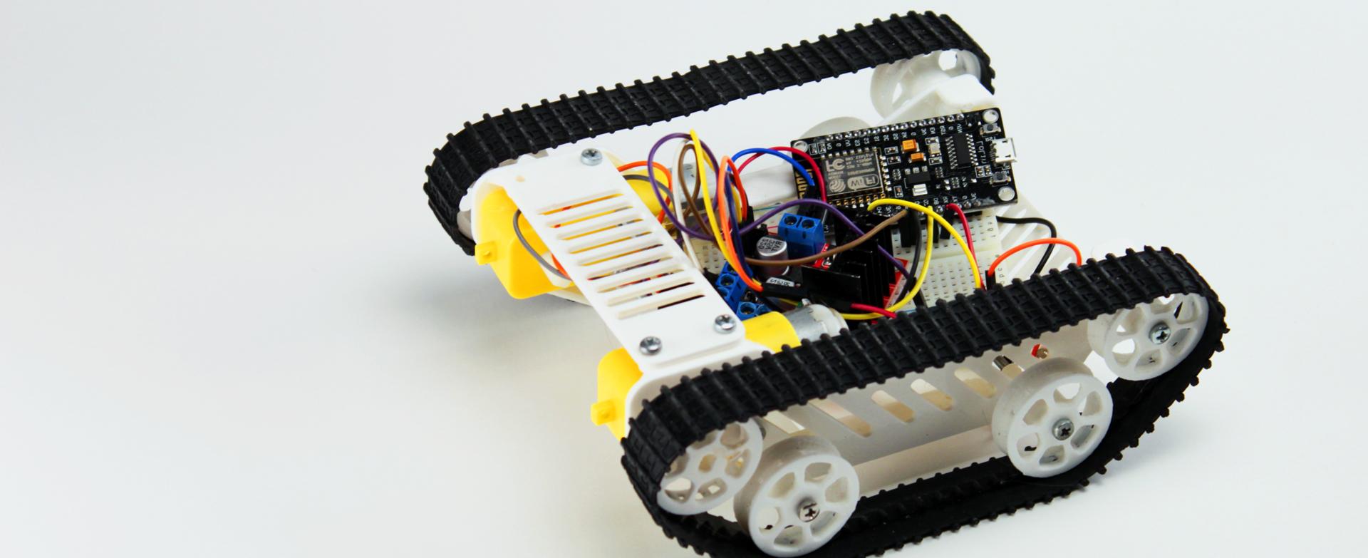 Обучениe робототехнике